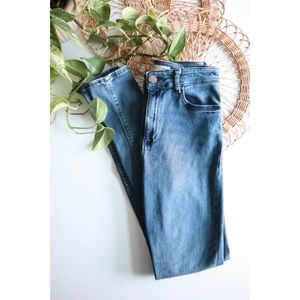 ASOS Tall Ridley High Waisted Skinny Jeans